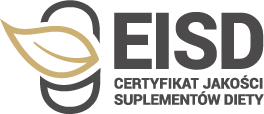 Certyfikat jakości suplementów diety